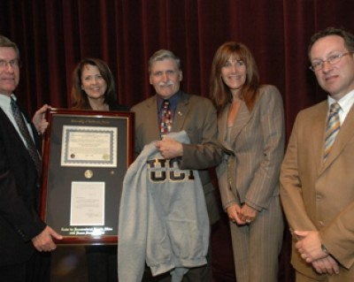 General Dallaire wins 2006 Human Security Award
